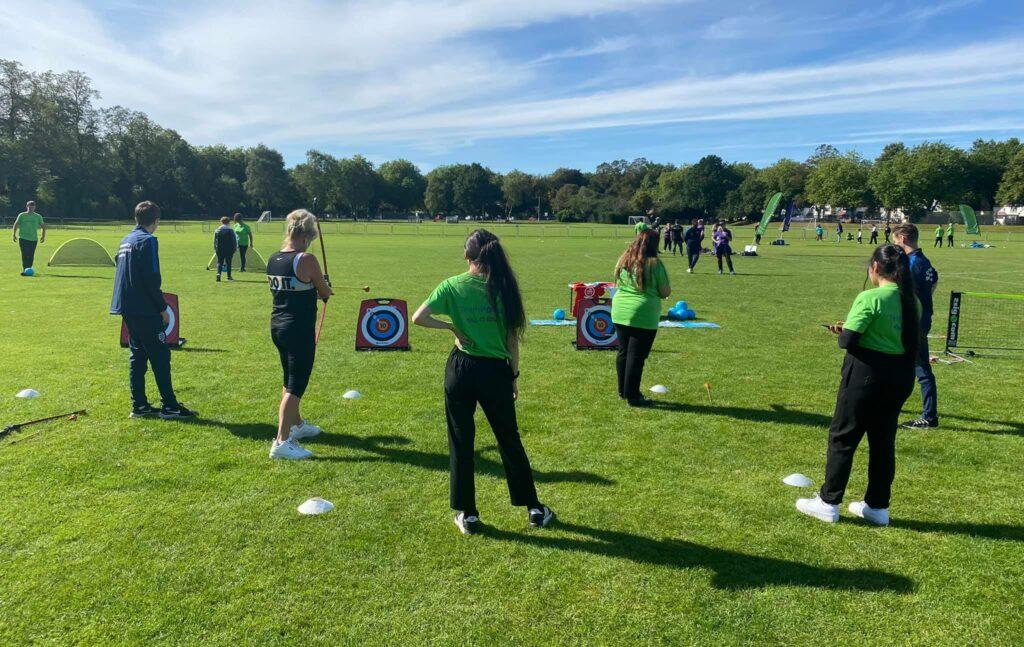 Archery - West Midlands