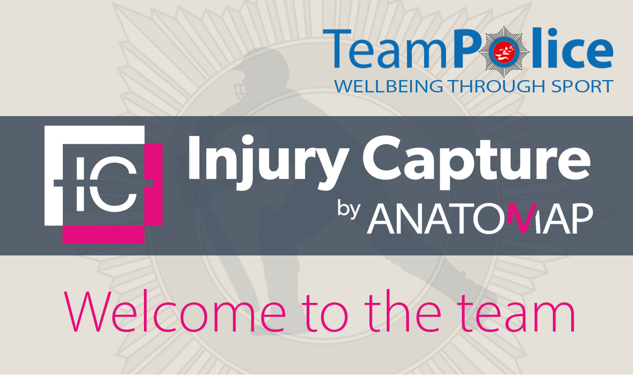 Anatomap joins TeamPolice