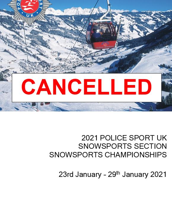 PSUK Snowsports 2021 – Cancelled