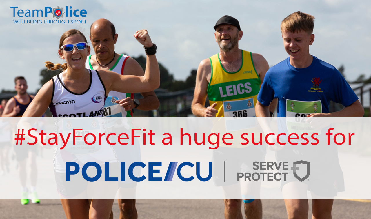 PCU helps Police to StayForceFit!