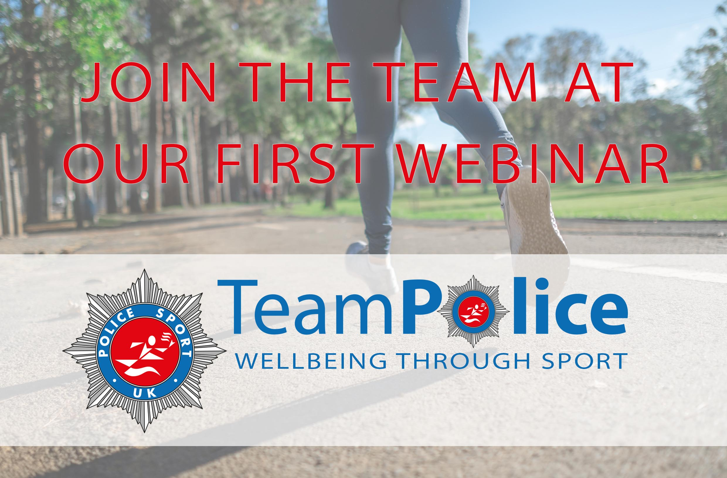 Police sport – online event