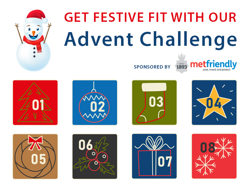 Metfriendly sponsors advent challenge!