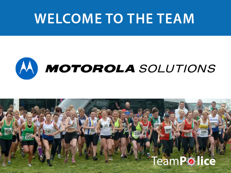 Motorola Solutions joins the team!
