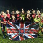 PSUK Womens Football v UK Armed Forces